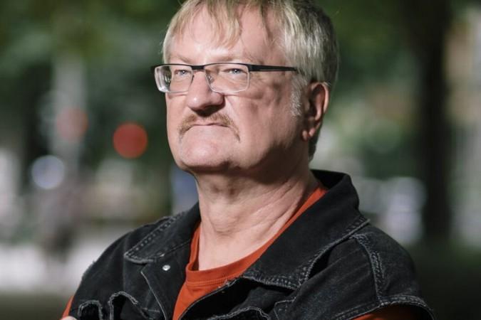 Ex-Obdachloser und Autor