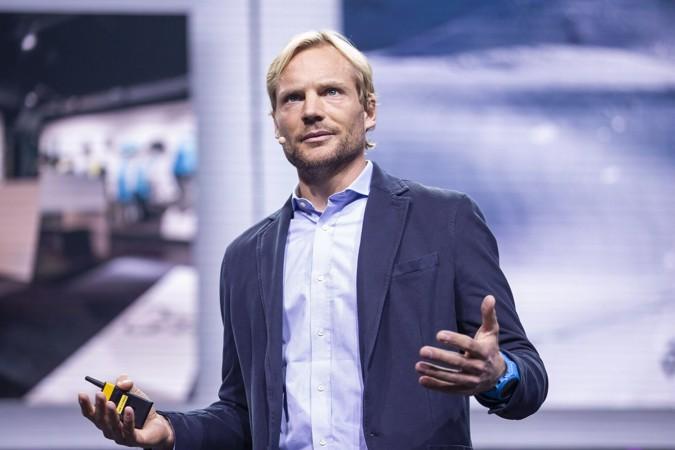 Extrem-Skibergsteiger Benedikt Böhm