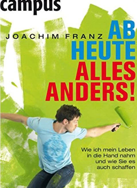 Extremsportler Joachim Franz